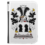 Schleppegrell Family Crest Kindle Folio Case