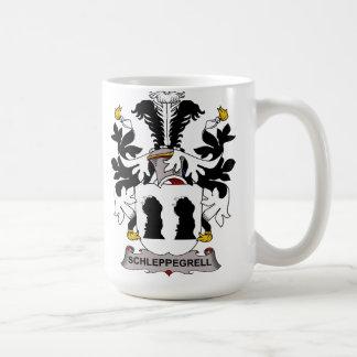 Schleppegrell Family Crest Mug