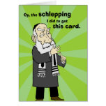 Schlepping Greeting Cards