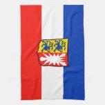 Schleswig-Holstein bandera Toallas