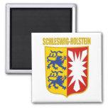 Schleswig-Holstein COA Refrigerator Magnet