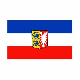 Schleswig-Holstein flag Cutout