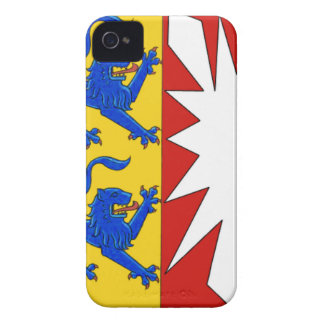 Schleswig Holstein Germany Coat of Arms iPhone 4 Case