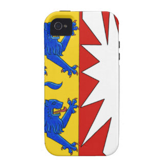 Schleswig Holstein Germany Coat of Arms Vibe iPhone 4 Cover