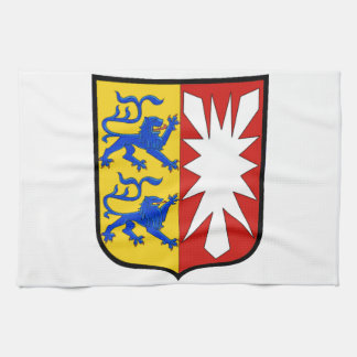 Schleswig Holstein (Germany)  Coat of Arms Hand Towel