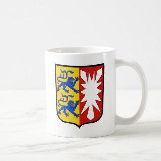 Schleswig Holstein (Germany)  Coat of Arms Mug