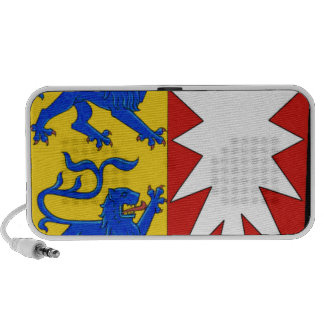 Schleswig Holstein (Germany)  Coat of Arms Portable Speaker