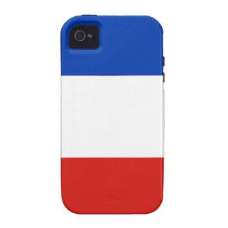 Schleswig Holstein Germany Flag iPhone 4/4S Case