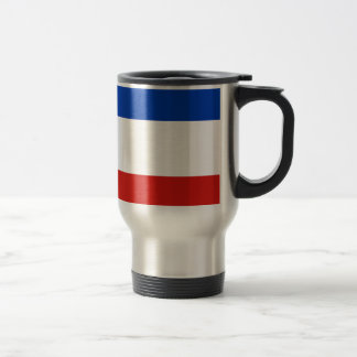 Schleswig Holstein (Germany) Flag Coffee Mug