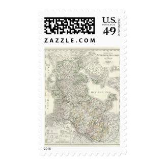 Schleswig, Holstein, Lauenburg Stamp