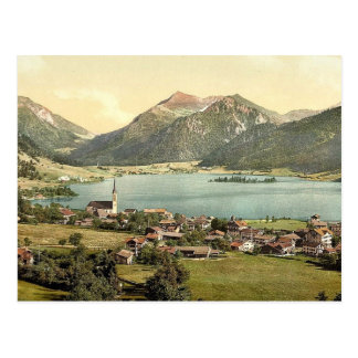 Schliersee Bavaria Germany classic Photochrom Postcards