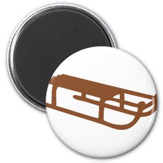 schlitten 2 inch round magnet