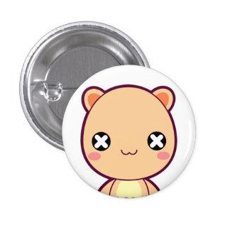 Schlitz the Bear Pinback Buttons