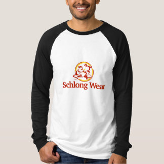 schlong-rgb tee shirt