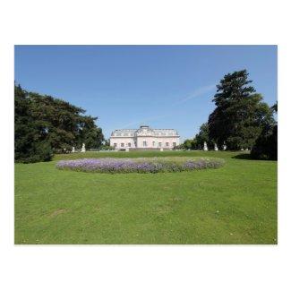 Schloss Benrath - View from Park Postcard