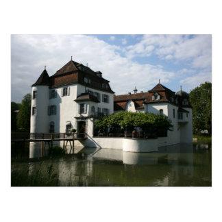 Schloss Bottmingen, Basel, Switzerland Post Card