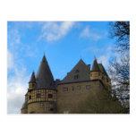 Schloss Buerresheim, castillo Buerresheim Postales