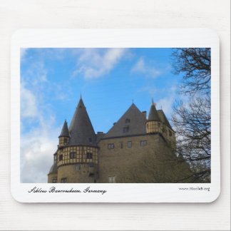 Schloss Buerresheim, Castle Buerresheim Mouse Pad