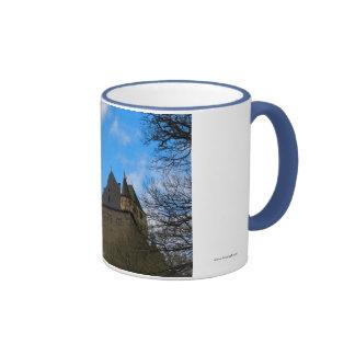 Schloss Buerresheim, Castle Buerresheim Ringer Coffee Mug