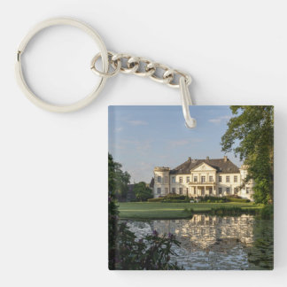 Schloss Buldern, Dülmen, Rhine-Westphalia, Germany Keychain