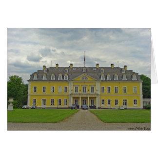 Schloss / castle Neuwied Card