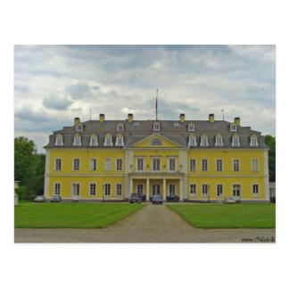 Schloss / castle Neuwied Postcard