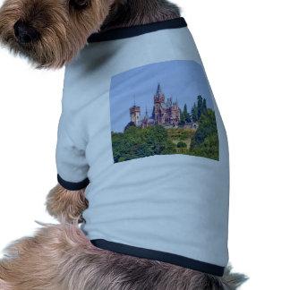 Schloss Drachenburg Bonn History telling the ancie Doggie Shirt