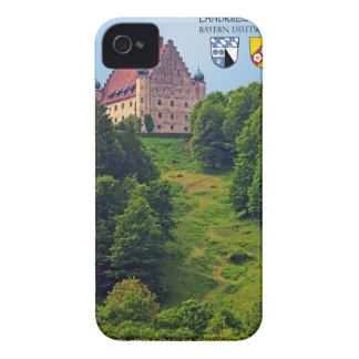 Schloß Eggersberg Funda Para iPhone 4