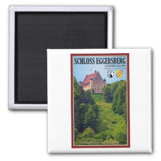 Schloß Eggersberg Imán Cuadrado