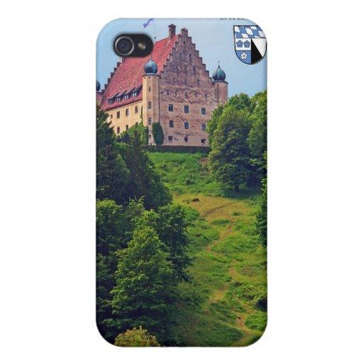 Schloß Eggersberg iPhone 4/4S Carcasa
