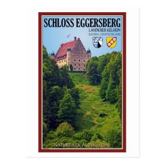 Schloß Eggersberg Tarjetas Postales