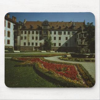 Schloss Elisabethenburg in Meiningen Mouse Pad