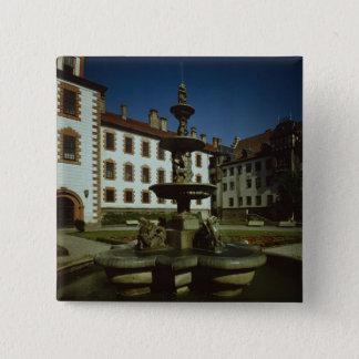 Schloss Elisabethenburg, Meiningen Pinback Button