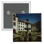 Schloss Elisabethenburg, Meiningen Pins