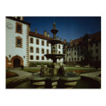 Schloss Elisabethenburg, Meiningen Postal