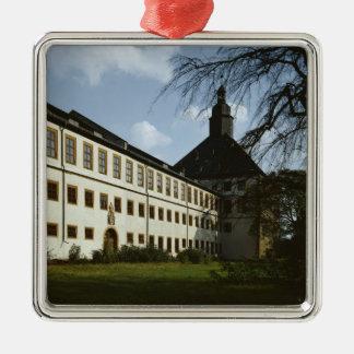 Schloss Friedenstein, Gotha, built in 1643-54 Metal Ornament