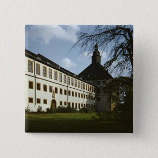 Schloss Friedenstein, Gotha, built in 1643-54 Pinback Button