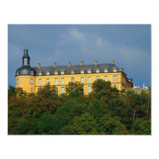 Schloss Friedrichstein Card