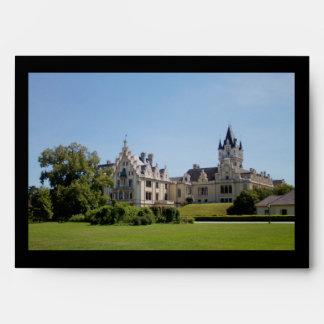 Schloss Grafenegg Niederösterreich Envelope