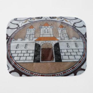 Schloss Hellbrunn - Salzburg, Austria Burp Cloth