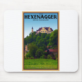 Schloß Hexenagger Mouse Pad