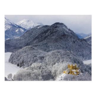 Schloss Hohenschwangau Postcard