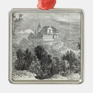 Schloss Kalenberg Metal Ornament