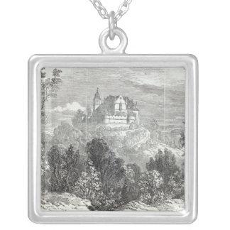 Schloss Kalenberg Silver Plated Necklace