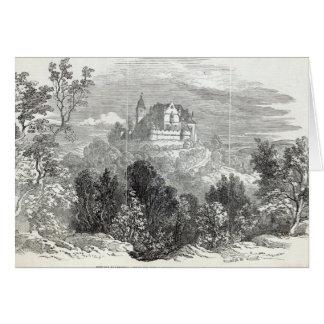 Schloss Kalenberg Tarjeta De Felicitación