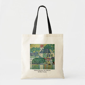 Schloss Kammer est Attersee de Klimt Gustavo Bolsa Tela Barata
