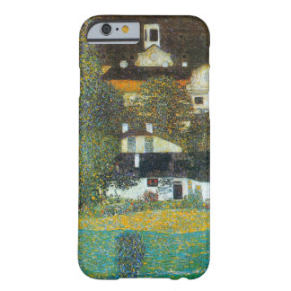 Schloss Kammer on the Attersee II By Gustav Klimt Barely There iPhone 6 Case