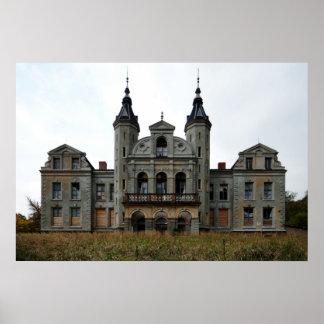 Schloss M 1 Poster
