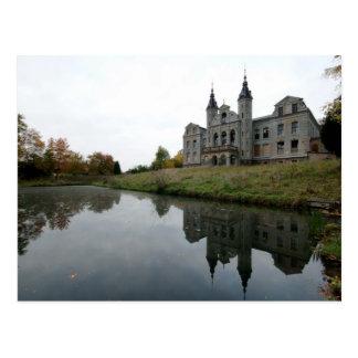 Schloss M 2 Postcard