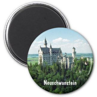 Schloss Neuschwanstein Fridge Magnet